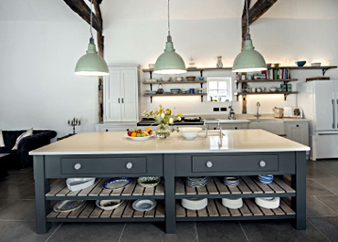 Freestanding Kitchens & Islands