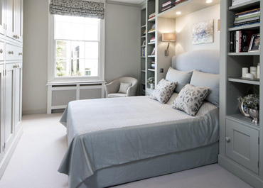 Bedrooms & Dressing Rooms