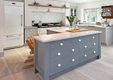 Boars Hill House Classic English Kitchen