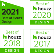 Thomas Thomas Best of Houzz Awards