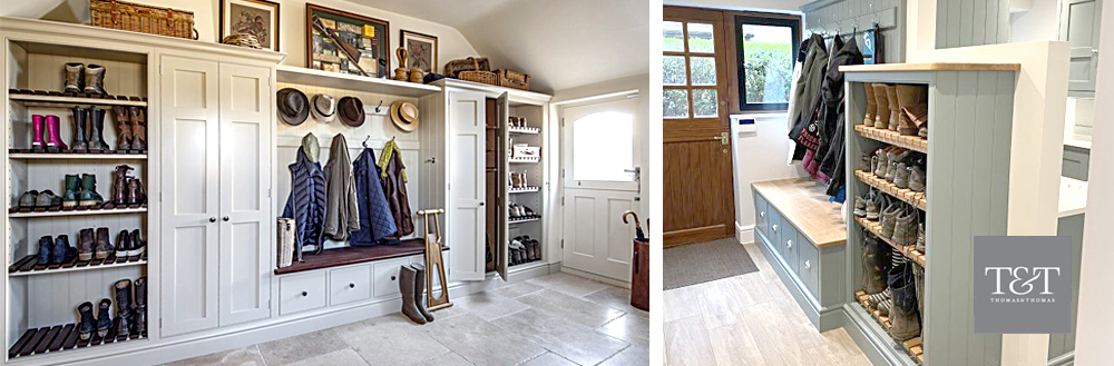 Boot Room Ideas – What makes a great utility space?